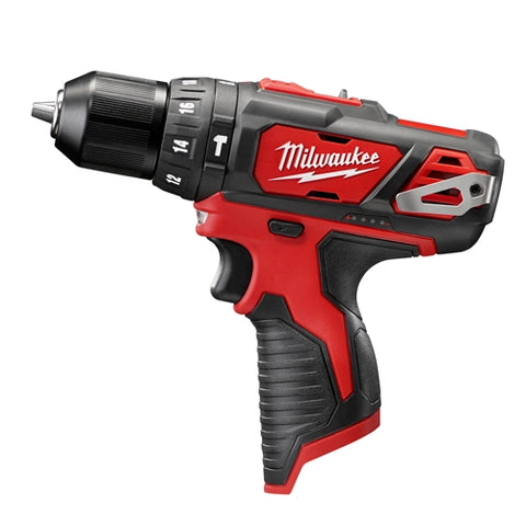 "Milwaukee 2408-20 M12 3/8"" Hmr Drill/Driver (Bare)"