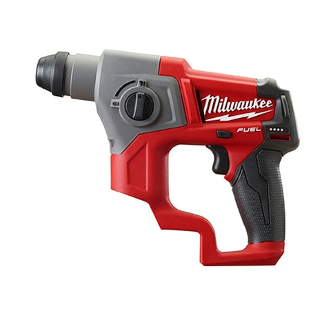 "Milwaukee 2416-20 M12 Fuel 5/8"" Sds Plus Rotary Hammer Tool Only"