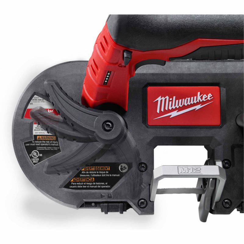 Milwaukee 2429-21XC M12™ Sub-Compact Band Saw Kit