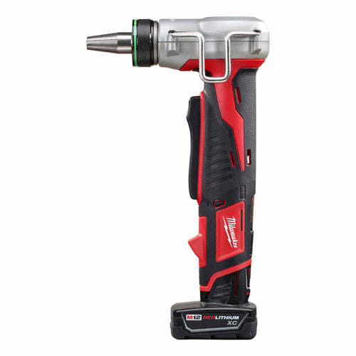 Milwaukee 2432-22XC M12 ProPEX Expansion Tool Kit with 2 XC Batteries