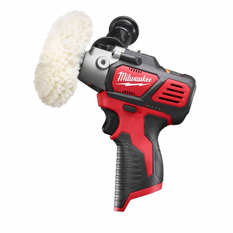 Milwaukee 2438-20 M12 Variable Speed Polisher/Sander (Tool Only)