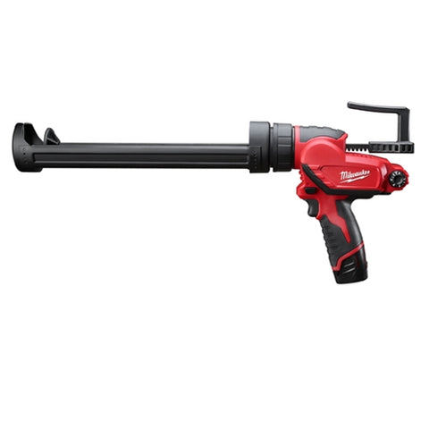 Milwaukee 2444-21 M12 Quart Caulk and Adhesive Gun Kit