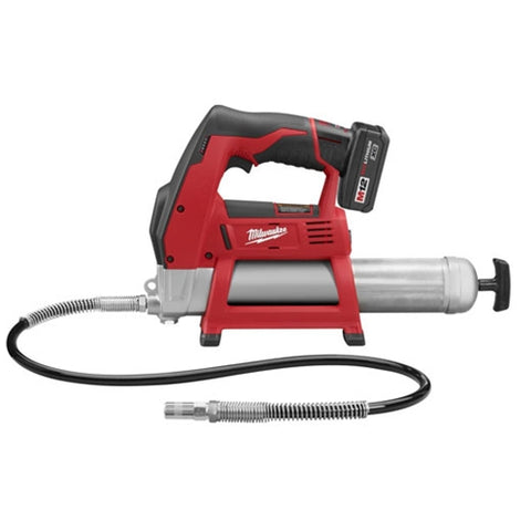 Milwaukee 2446-21XC M12 Grease Gun Kit