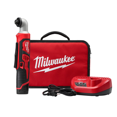 Hex Right Angle Impact Driver Kit, Milwaukee Brand P/N 2467-21