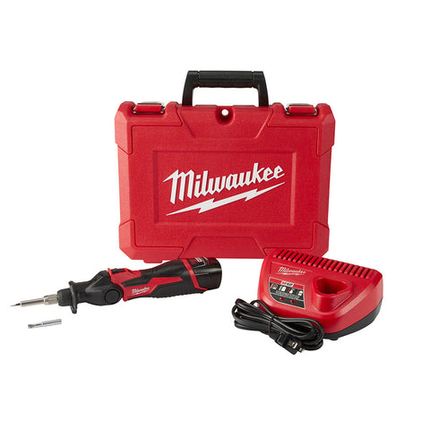 Milwaukee  2488-21 M12 Soldering Iron Kit