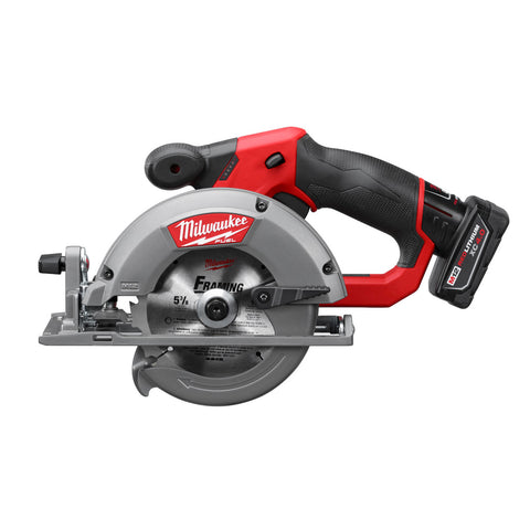 "Milwaukee 2530-21XC M12 FUEL 5-3/8"" Circular Saw-Kit"