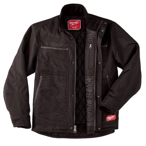 Milwaukee 253B-M GRIDIRON Traditional Jacket - Black