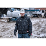 Milwaukee 253B-2X GRIDIRON Traditional Jacket - Black