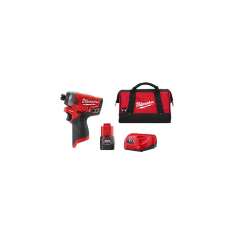 Milwaukee 2553-21 M12 FUEL Impact Driver Kit