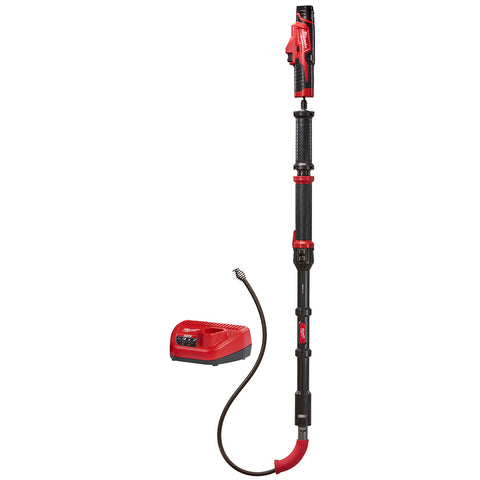 Milwaukee 2576-21 M12 TRAPSNAKE 6' Toilet Auger Kit