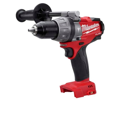"Milwaukee 2604-20 M18 FUEL ½"" Compact Hammer Drill Driver Bare Tool"