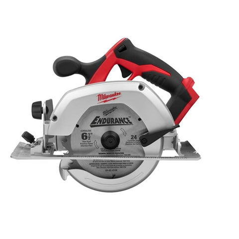 "Milwaukee 2630-20 M18 Li-Ion 18V 6-1/2"" Circular Saw (Bare Tool)"