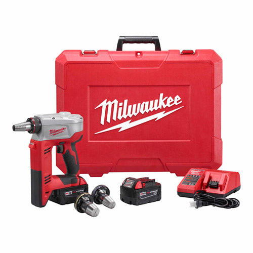Milwaukee 2632-22XC M18 ProPEX Expansion Tool Kit with 2 XC Batteries