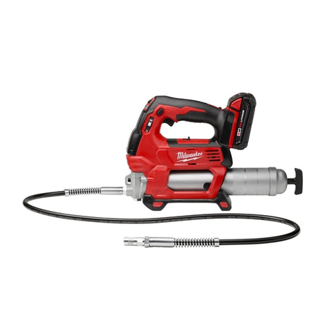 Milwaukee 2646-22CT M18 2-Speed Grease Gun (2 Battery)