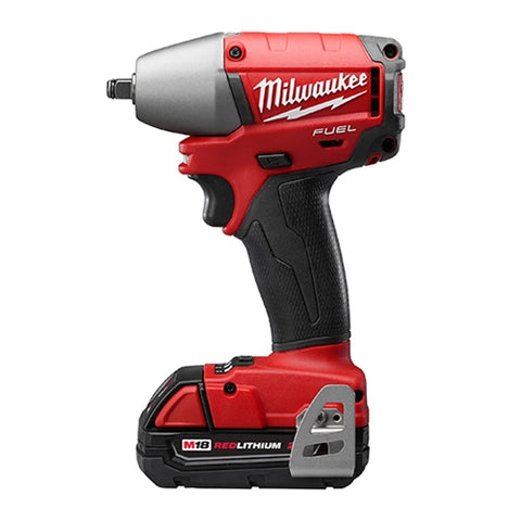 "Milwaukee 2654-22CT M18™ FUEL 3/8"" Compact Impact Wrench Kit"