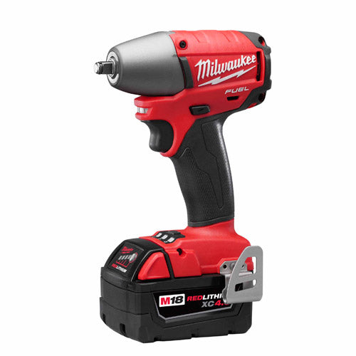 "Milwaukee 2654-22 M18™ FUEL 3/8"" Compact Impact Wrench Kit"
