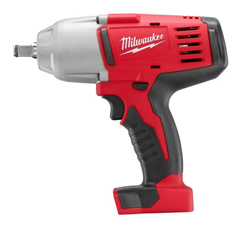 "Milwaukee 2663-20 M18 1/2"" High Torque Impact Wrench with Friction Ring (Bare Tool)"