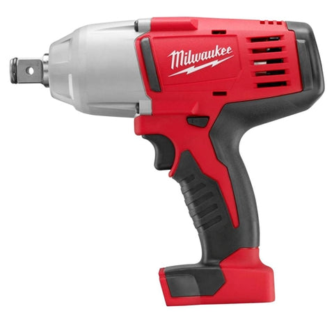 "Milwaukee 2664-20 M18 3/4"" High Torque Impact Wrench with Friction Ring (Bare Tool)"