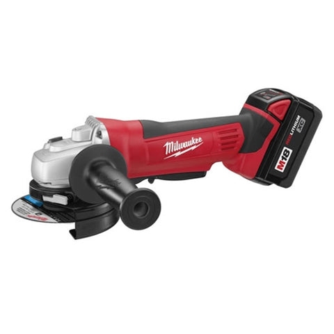 "Milwaukee 2680-22 M18 4-1/2"" Cordless Cut-Off/Grinder Kit"