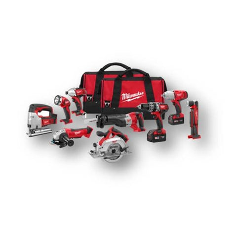 Milwaukee 2696-29 M18 9 - Tool Combo Kit