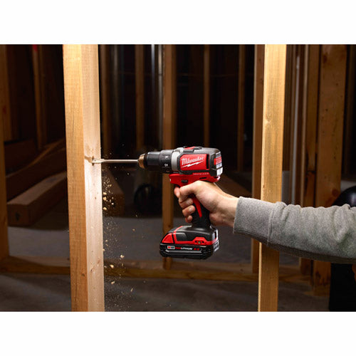 "Milwaukee 2701-22CT M18 1/2"" Compact Brushless Drill/Driver Kit"