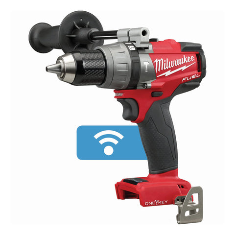 "Milwaukee 2706-20 M18 FUEL 1/2"" Hammer Drill/Driver with ONE-KEY (Bare Tool)"