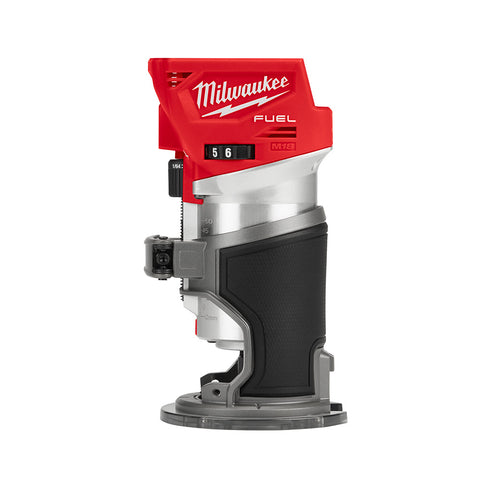 Milwaukee 2723-20 M18 FUEL COMPACT ROUTER (BARE)