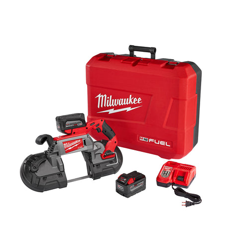 Milwaukee 2729-22HD M18 FUEL Deep Cut Band Saw HIGH DEMAND KIT