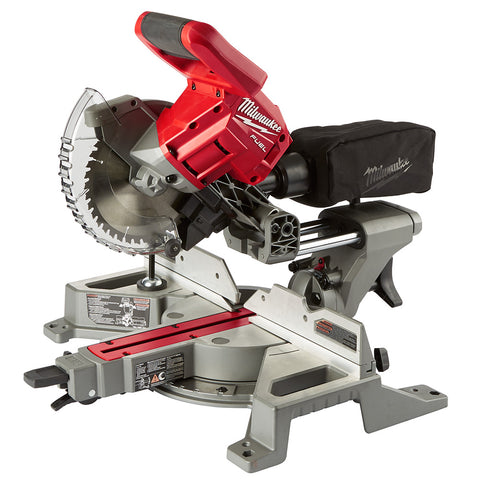 Dual Bevel Sliding Compound Miter Saw Bare Tool, Milwaukee Brand P/N 2733-20