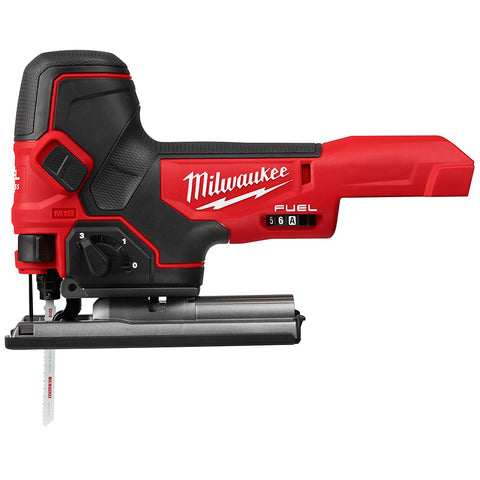 Milwaukee 2737B-20 M18 FUEL Barrel Grip Jig Saw Bare Tool