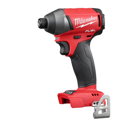 "Milwaukee 2753-20 M18 FUEL Cordless Li-Ion 1/4"" Hex Impact Driver (Bare Tool)"