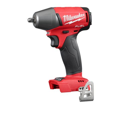 "Milwaukee 2754-20 M18 FUEL Cordless 3/8"" Impact Wrench w/Friction Ring Bare Tool"