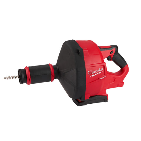 Milwaukee  2772A-20 M18 Fuel Drain Snake Drain Cleaner with Cable-Drive Bare-A