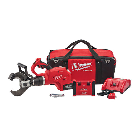 "Milwaukee 2776R-21 M18 FORCE LOGIC 3"" Underground Cable Cutter, Wireless Remote"