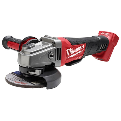 "Milwaukee 2780-20 M18 FUEL 4-1/2 - 5"" Grinder, Paddle Switch No-Lock Bare"