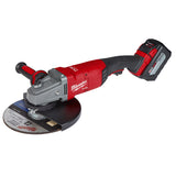 "Milwaukee 2785-21HD M18 FUEL 7"" / 9"" Large Angle Grinder Kit"