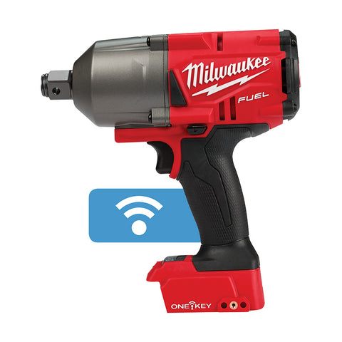 "Milwaukee 2864-20 M18 FUEL ONE-KEY High Torque Impact Wrench 3/4"" Friction Ring Bare"