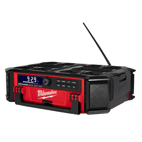 Milwaukee 2950-20 M18™ PACKOUT™ Radio + Charger