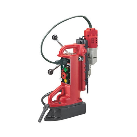 "Milwaukee 4204-1 Adjustable Position Electromagnetic Drill Press with 1/2"" Motor"