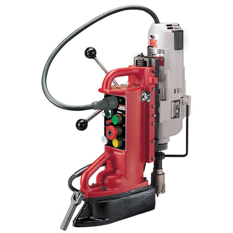 Milwaukee 4208-1 Adjustable Position Electromagnetic Drill Press with No. 3 MT Motor