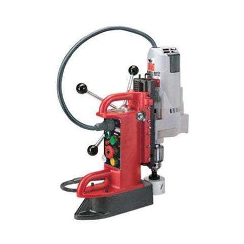 "Milwaukee 4210-1 Fixed Position Electromagnetic Drill Press with 3/4"" Motor"