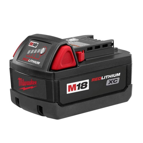 Milwaukee 48-11-1828 M18 18V XC High Capacity Lithium-Ion Battery Pack