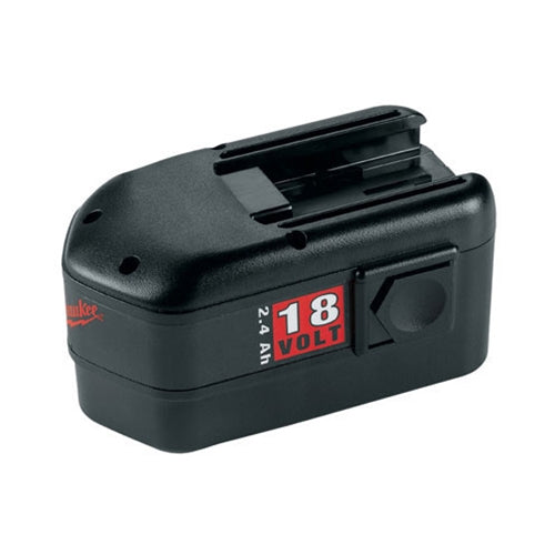 Milwaukee 48-11-2230 18-Volt 2.4 Amp Hour NiCad Slide Style Battery