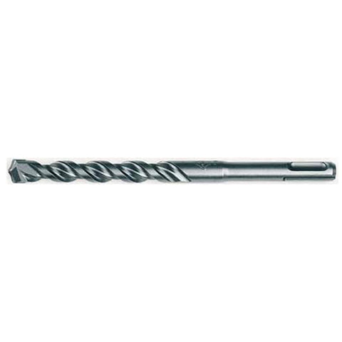 "Milwaukee 48-20-7510 3/16"" X 2"" X 4"" SDS Plus 2 Cutter Carbide Bit, 25-Piece"