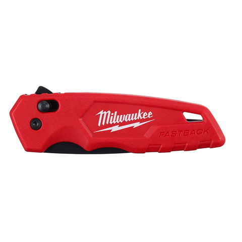 Milwaukee 48-22-1530 FASTBACK Spring Assisted Folding Knife