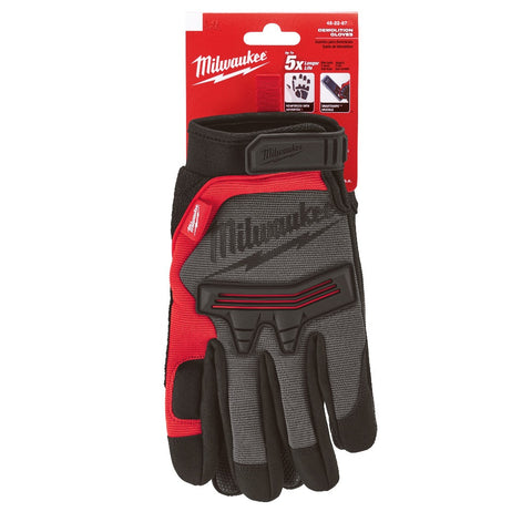 Milwaukee 48-22-8731 DEMOLITION GLOVES - M