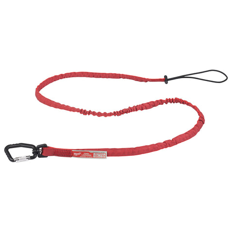 "Milwaukee 48-22-8812 10LBS 72"" Extended Reach Locking Tool Lanyard"