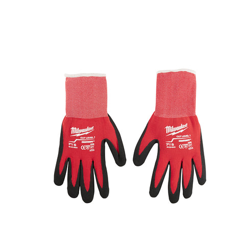 Small Dipped Gloves, Milwaukee Brand P/N 48-22-8900