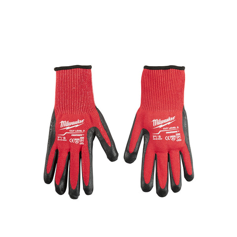 Milwaukee  48-22-8930 Cut 3 Dipped Gloves - S