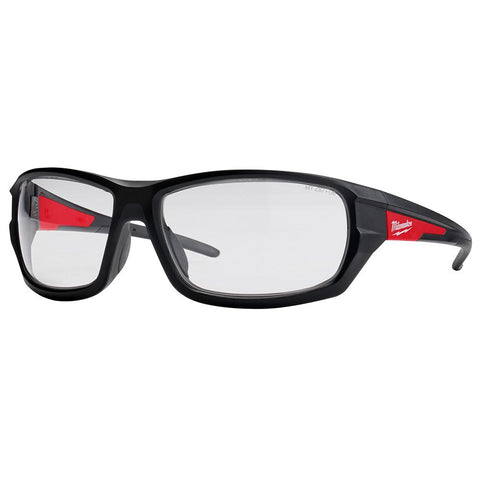 Milwaukee 48-73-2020 Clear High Performance Safety Glasses